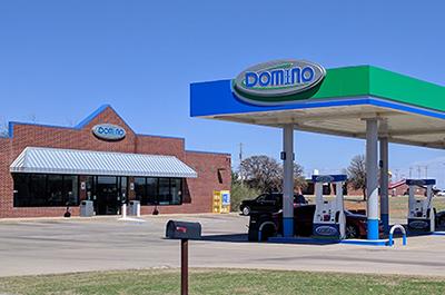 Domino C-Stores